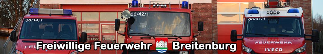 Freiwillige Feuerwehr Breitenburg